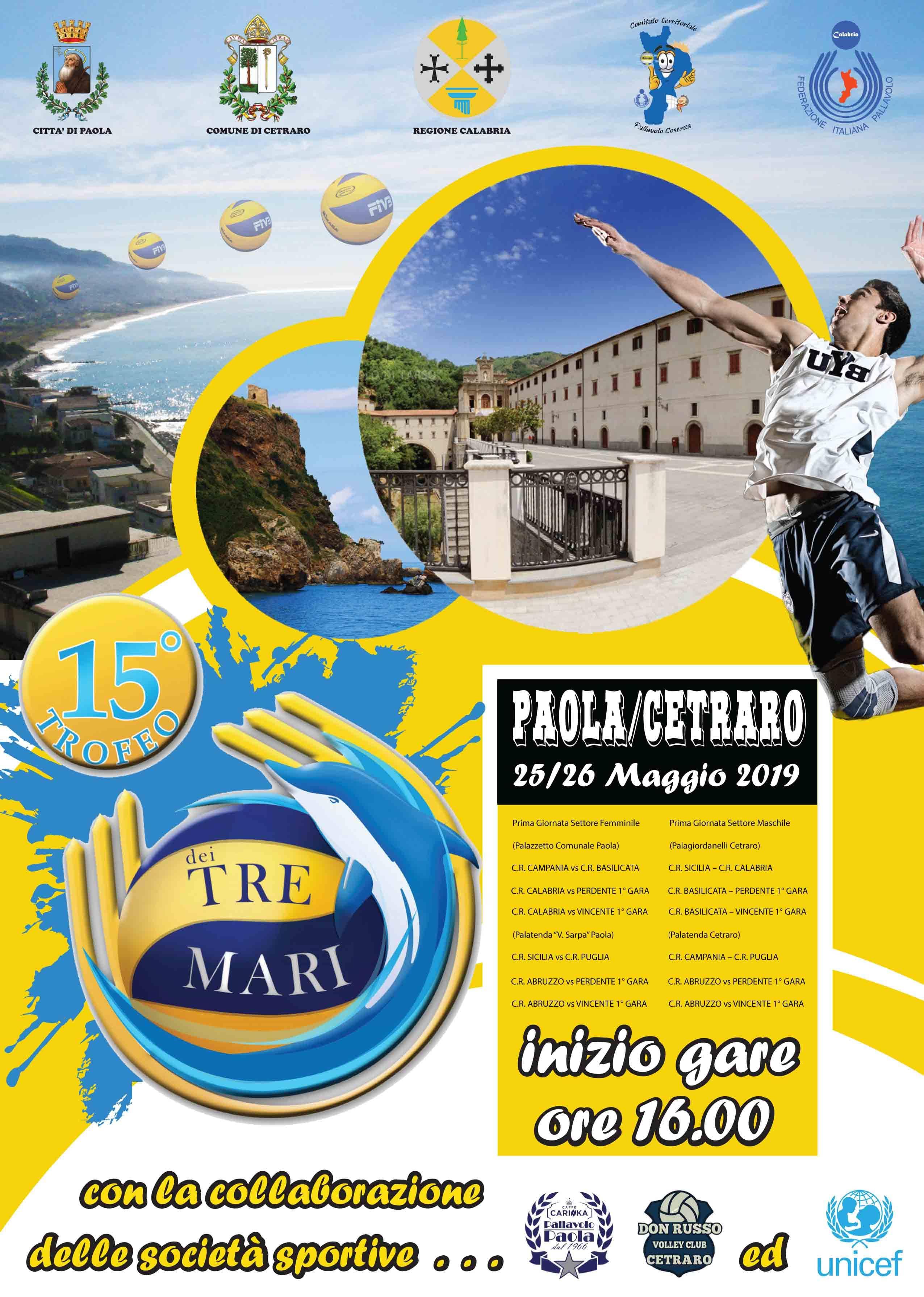 Fipav Venezia Calendario.Comitato Regionale Fipav Calabria